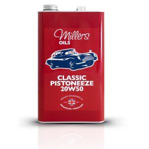 Millers Classic Pistoneeze 20w50