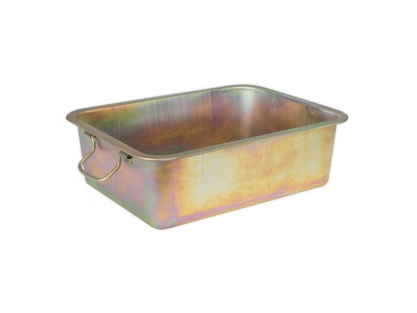 Sealey metalen olie opvangbak 20 liter